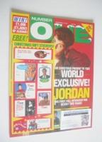 <!--1991-12-21-->NUMBER ONE Magazine - Jordan Knight cover (21 December 1991)