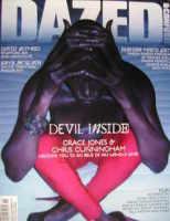 <!--2008-11-->Dazed & Confused magazine (November 2008 - Grace Jones cover)