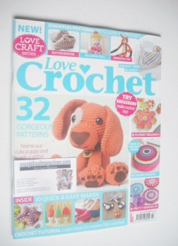 Love Crochet magazine (September 2014 - Issue 10)
