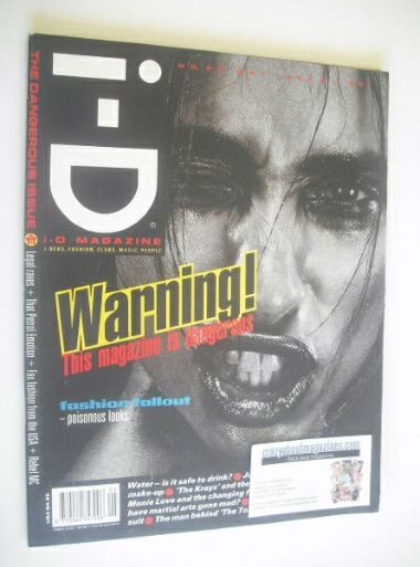 <!--1990-05-->i-D magazine - Marni cover (May 1990)
