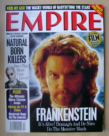 <!--1994-12-->Empire magazine - Kenneth Branagh cover (December 1994 - Issu