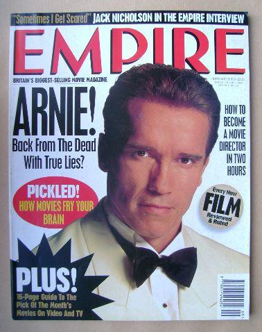 <!--1994-09-->Empire magazine - Arnold Schwarzenegger cover (September 1994