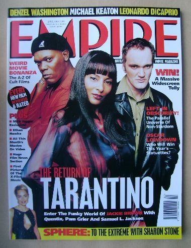 <!--1998-04-->Empire magazine - April 1998 (Issue 106)