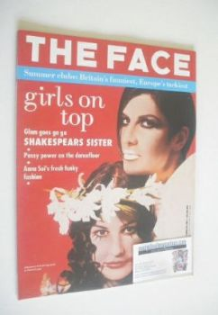 The Face magazine - Shakespears Sister cover (July 1992 - Volume 2 No. 46)