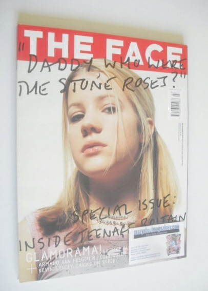 <!--2000-03-->The Face magazine - Daddy, Who Were The Stone Roses? cover (M
