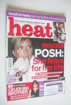 Heat magazine - Victoria Beckham cover (23-29 November 2002 - Issue 195)