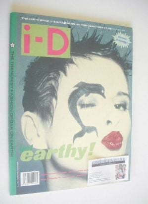 <!--1989-02-->i-D magazine - Lisa Stansfield cover (February 1989 - Issue 6