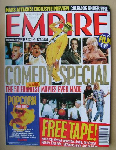 <!--1996-11-->Empire magazine - November 1996 (Issue 89)