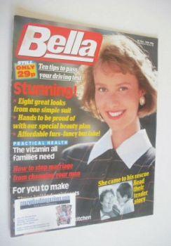 <!--1988-11-26-->Bella magazine - 26 November 1988