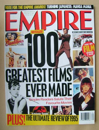 <!--1996-01-->Empire magazine - January 1996 (Issue 79)