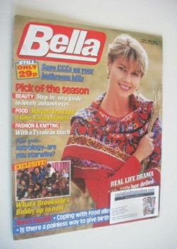Bella magazine - 1 October 1988