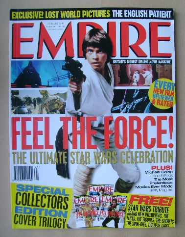 <!--1997-04-->Empire magazine - April 1997 (Issue 94)