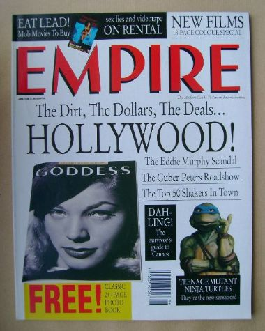<!--1990-06-->Empire magazine - June 1990 (Issue 12)