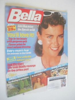Bella magazine - 10 September 1988