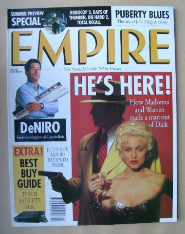<!--1990-07-->Empire magazine - July 1990 (Issue 13)