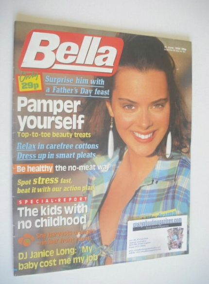 <!--1988-06-18-->Bella magazine - 18 June 1988
