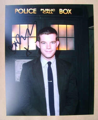 Russell Tovey autograph
