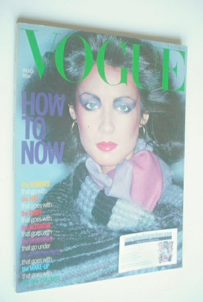 <!--1976-08-->British Vogue magazine - August 1976 (Vintage Issue)