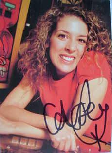 Natalie Casey autograph