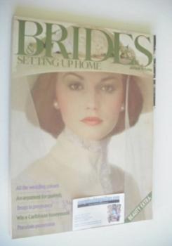 <!--1975-09-->Brides &amp; Setting Up Home magazine - Autumn 1975