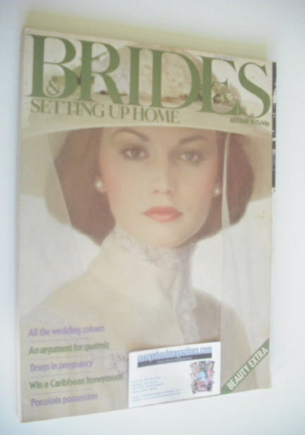 <!--1975-09-->Brides & Setting Up Home magazine - Autumn 1975