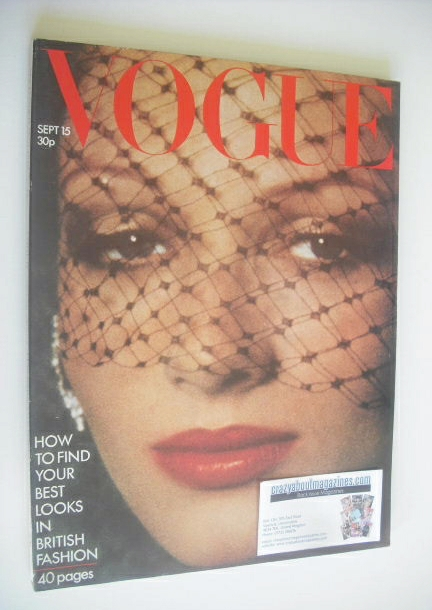 <!--1973-09-15-->British Vogue magazine - 15 September 1973