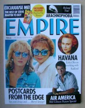 <!--1991-02-->Empire magazine - February 1991 (Issue 20)