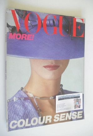 <!--1979-02-->British Vogue magazine - February 1979 (Vintage Issue)