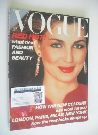 <!--1979-08-->British Vogue magazine - August 1979 (Vintage Issue)