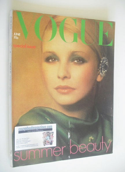 <!--1973-06-->British Vogue magazine - June 1973
