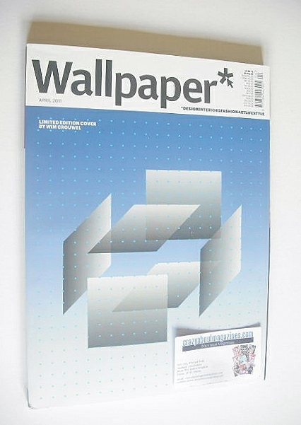 <!--2011-04-->Wallpaper magazine (Issue 145 - April 2011)