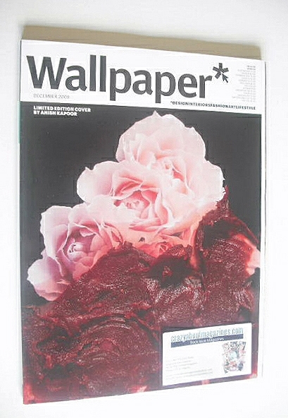 <!--2009-12-->Wallpaper magazine (Issue 129 - December 2009)