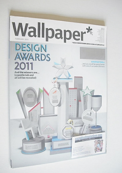 <!--2011-02-->Wallpaper magazine (Issue 143 - February 2011)