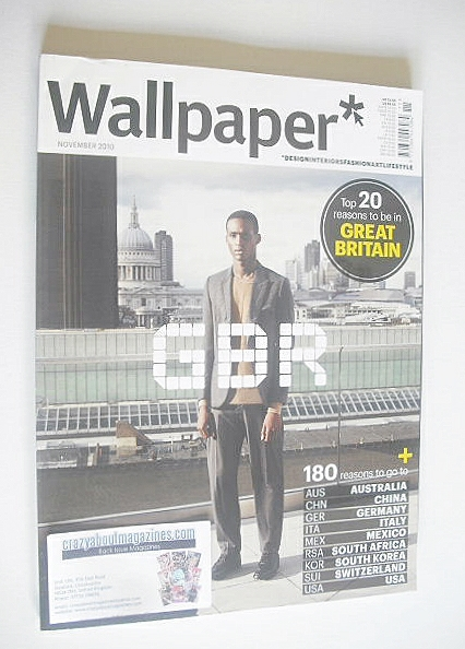 <!--2010-11-->Wallpaper magazine (Issue 140 - November 2010)