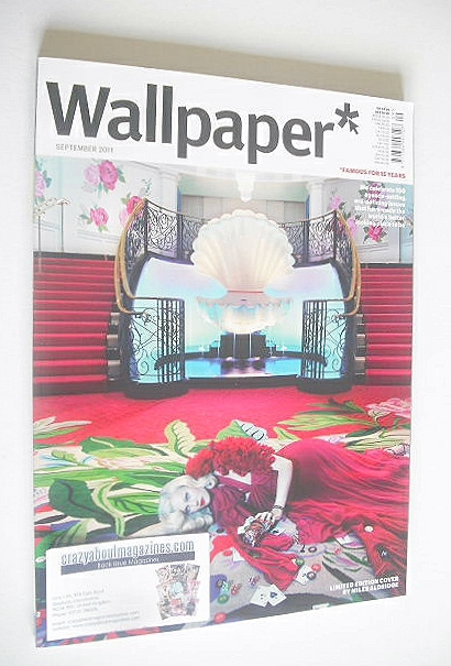 <!--2011-09-->Wallpaper magazine (Issue 150 - September 2011)