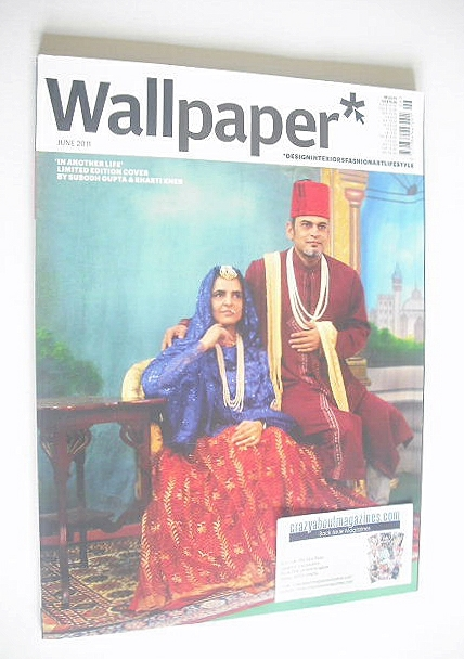 <!--2011-06-->Wallpaper magazine (Issue 147 - June 2011, Limited Edition)