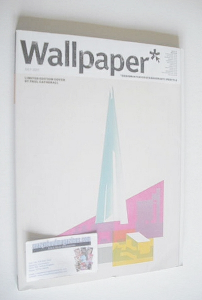 <!--2011-07-->Wallpaper magazine (Issue 148 - July 2011, Limited Edition)