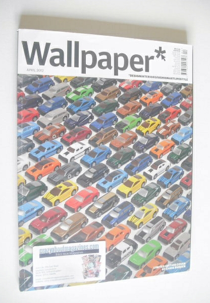 <!--2012-04-->Wallpaper magazine (Issue 157 - April 2012, Limited Edition)