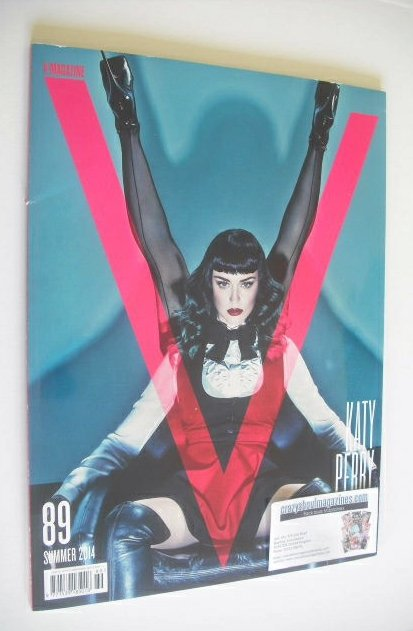 <!--2014-08-->V magazine - Summer 2014 - Katy Perry cover