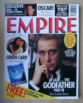 <!--1991-04-->Empire magazine - April 1991 (Issue 22)
