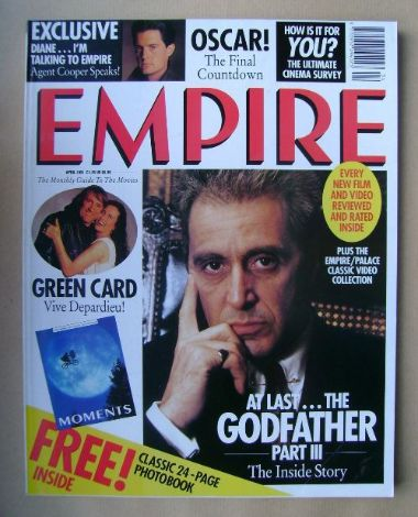 <!--1991-04-->Empire magazine - April 1991 (Issue 22)