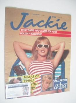 Jackie magazine - 26 July 1986 (Issue 1177)