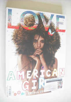 Love magazine - Issue 12 - Autumn/Winter 2014 - Kendall Jenner cover