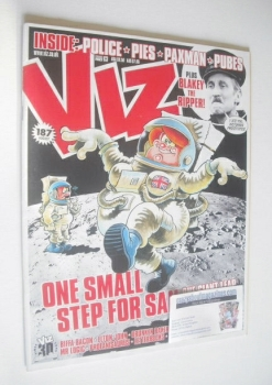 Viz comic magazine (Issue 187)
