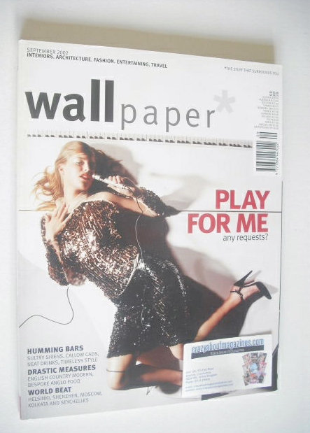 <!--2002-09-->Wallpaper magazine (Issue 51 - September 2002)