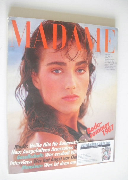 Madame magazine (April 1987)
