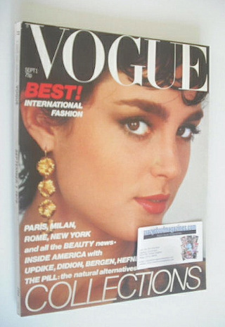 <!--1979-09-01-->British Vogue magazine - 1 September 1979 (Vintage Issue)