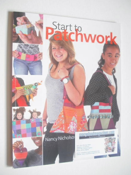 Start To Patchwork book (2009)
