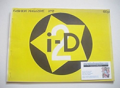 <!--1980-11-->i-D magazine (November 1980 - No 2)