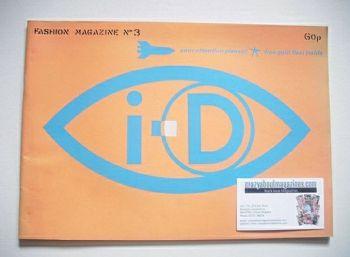<!--1981-01-->i-D magazine (January 1981 - No 3)